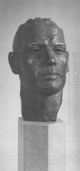 head athlete 1940