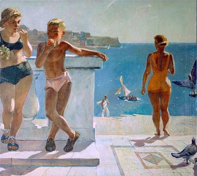 in sevastopol 1956