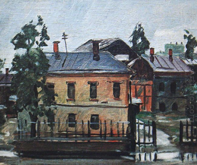 kursk after the rain 1925