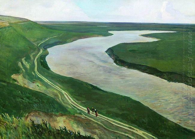 kursk river tuskar 1945