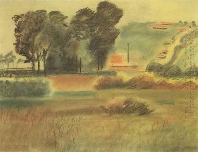 landscape 1931