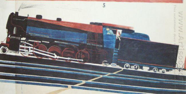 locomotive 1930