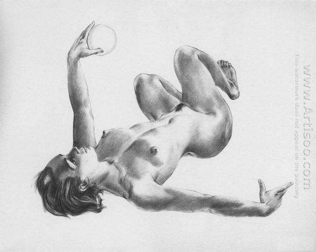 lying with the ball 1954