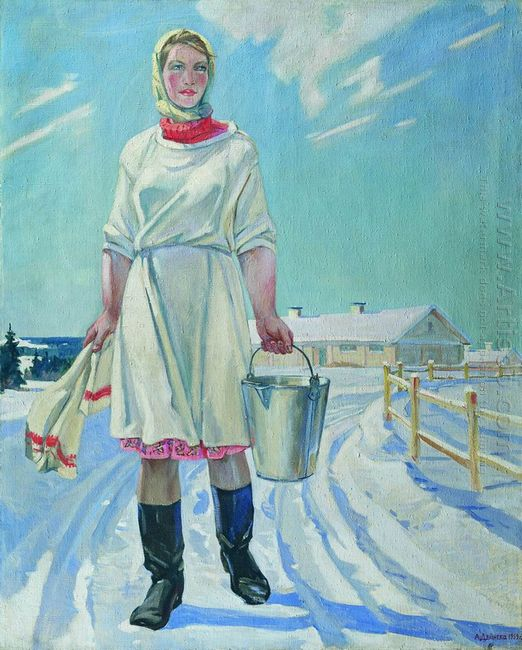 milkmaid 1959