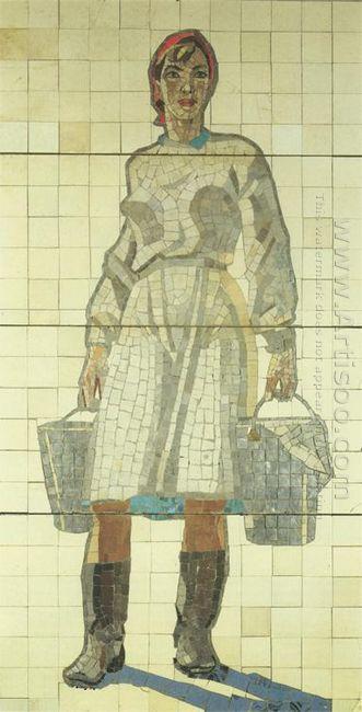milkmaid 1962