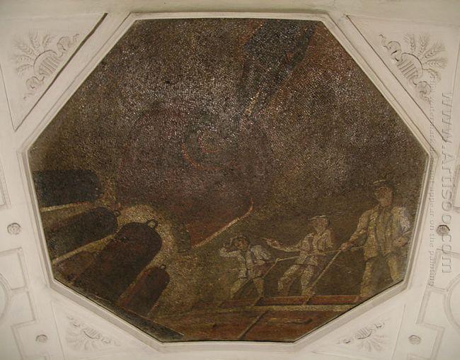 mosaic art metro novokuznetskaya 4 1943