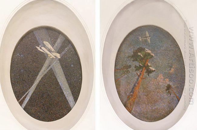 mosaic art m mayakovkskaya 13 14 1938