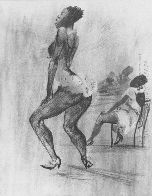 negro burlesque 1935