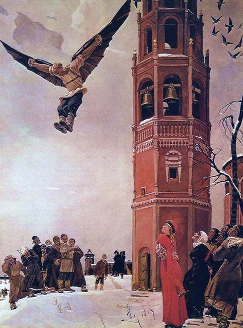 nikita the first russian flyer 1940