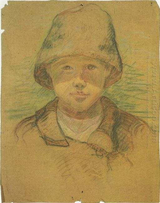 portrait of a boy 1915