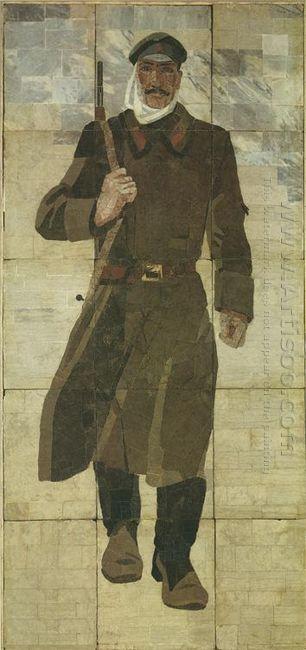red herring florentine mosaic 1962