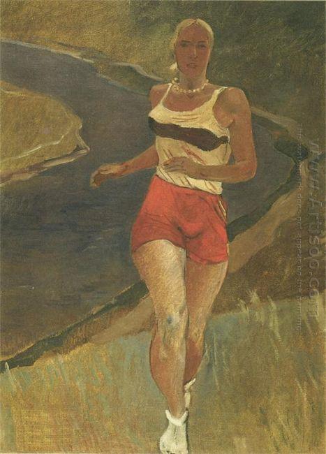 runners 1936