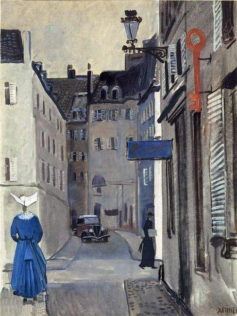 saint germain 1935