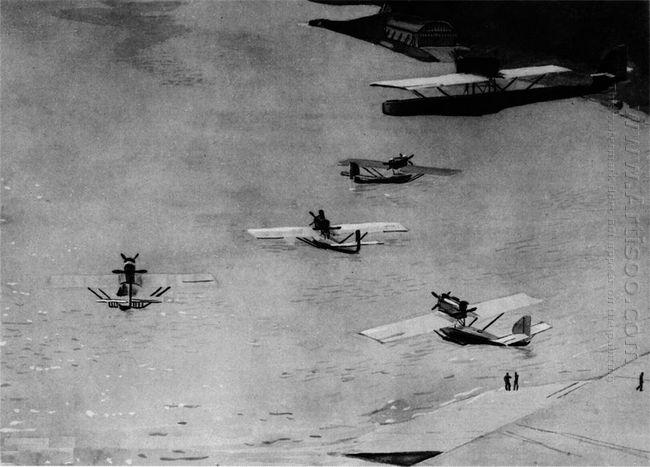 seaplanes 1934