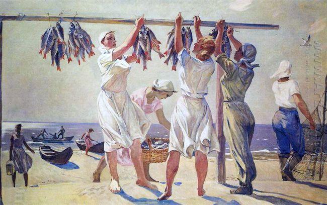 seaside 1957
