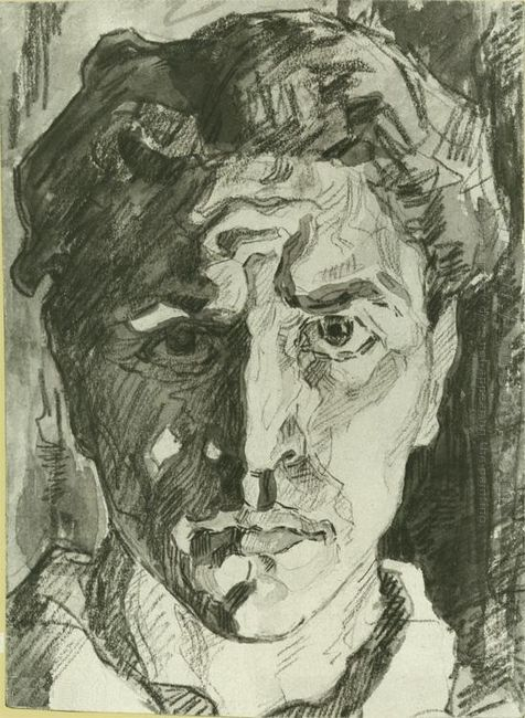 self portrait 1916
