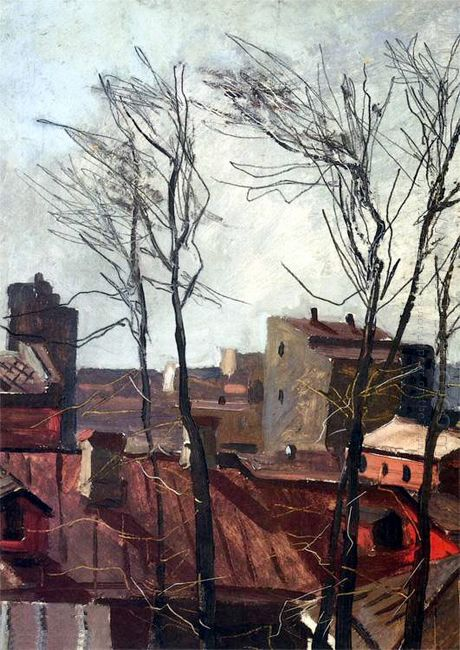 spring roofs 1954