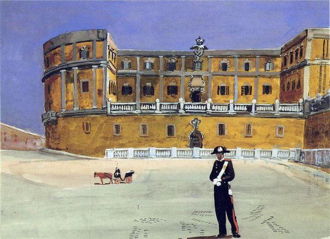 square in rome 1935