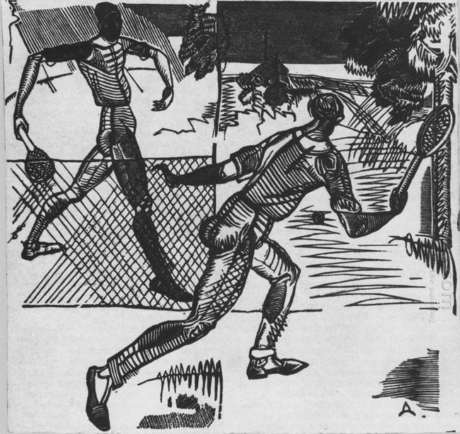 tennis 1923