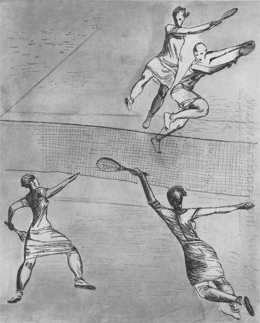 tennis paper 1931