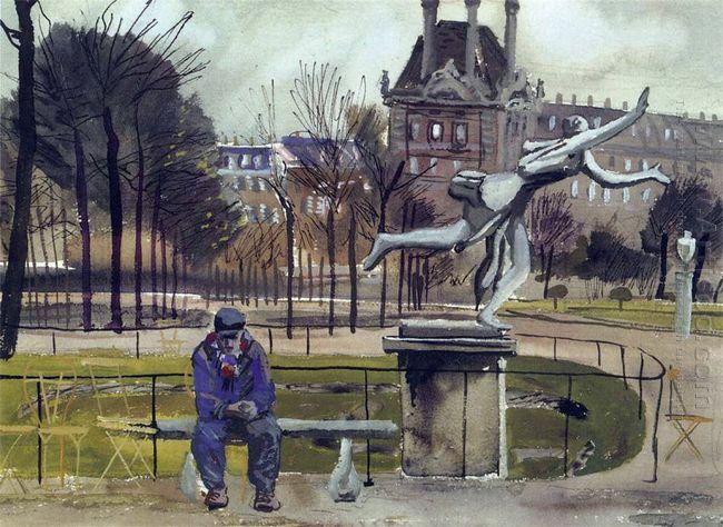 tuileries 1935