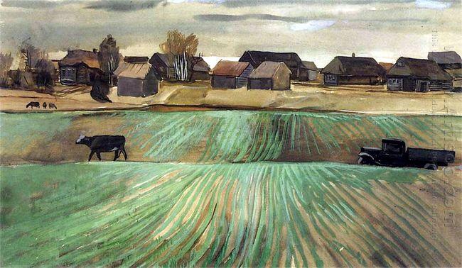 village 1934