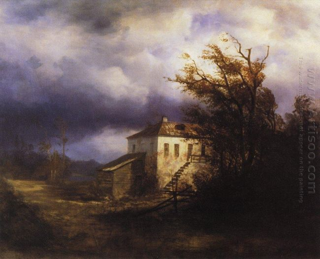 before the storm 1850