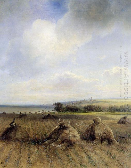 by late summer on the volga 1873
