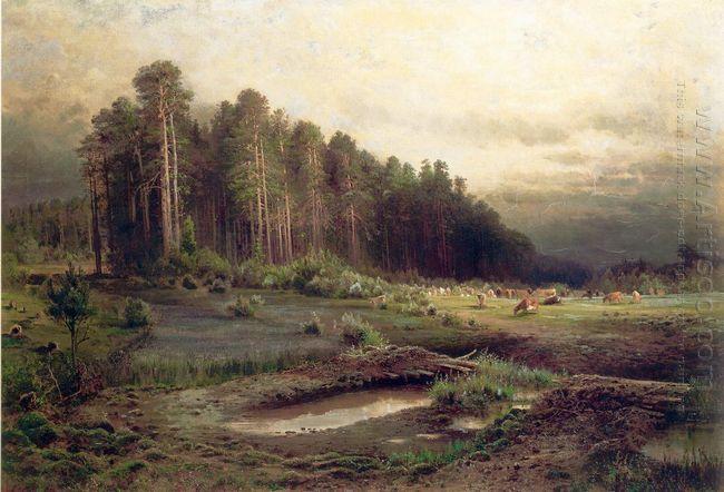 elk island in sokolniki 1869