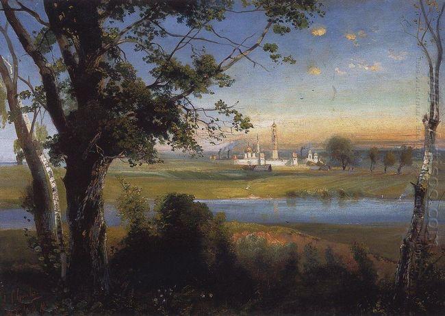 novodevichy convent 1890