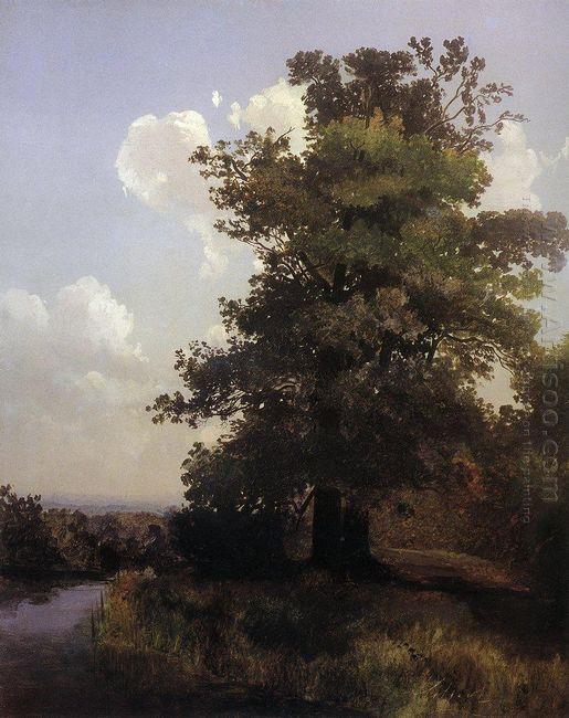 oaks 1855