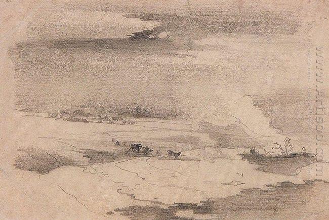 spring landscape 1890