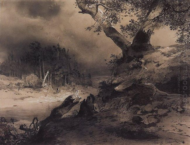 thunderstorm 1856