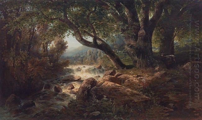 waterfall 1868