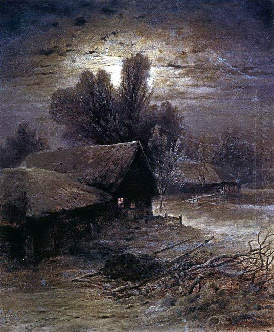 winter night 1869