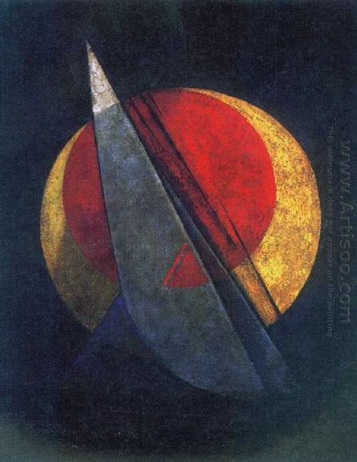 composition winning red 1918