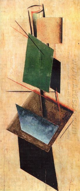 objectless composition 1918
