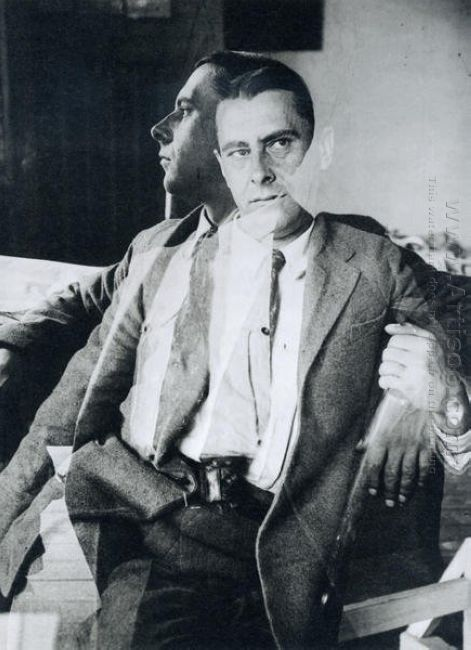 painter alexander shevchenko 1924