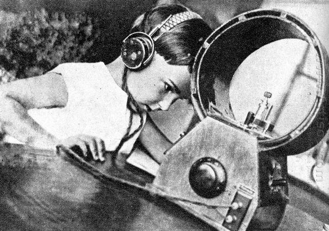 radio listener 1929