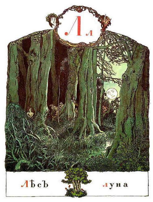 letter l 1904
