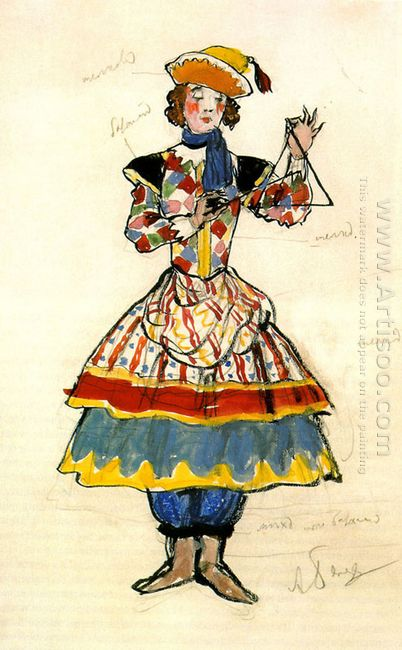 street dancer costume design