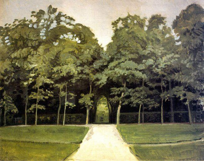 versailles alley 1906