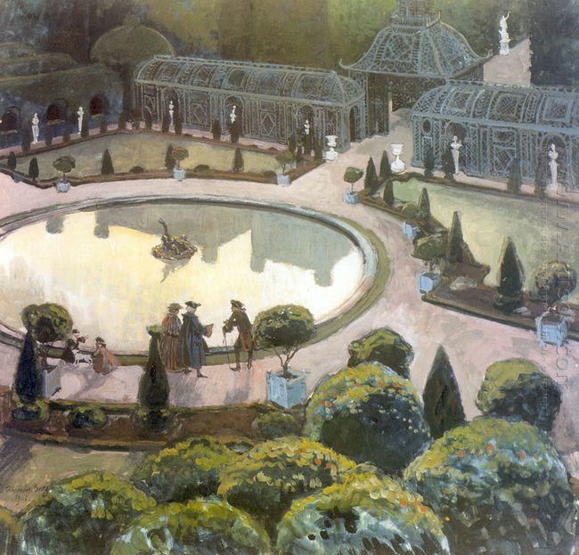 versailles greenhouse