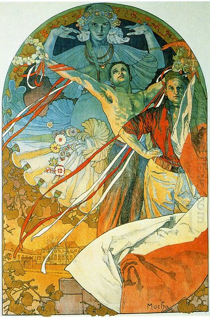 8th sokol festival 1912
