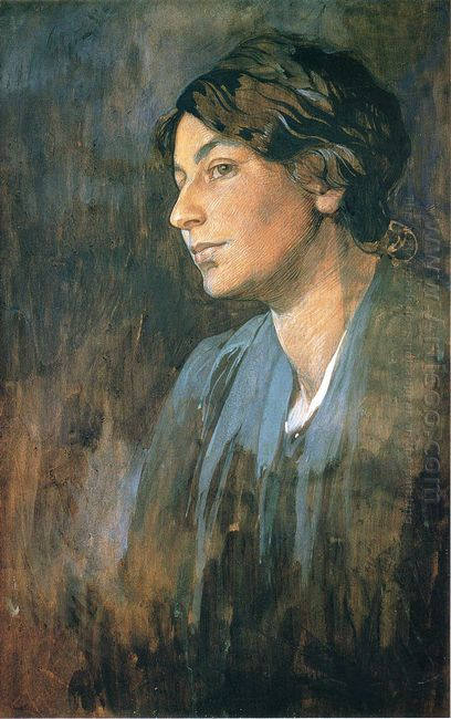 portrait of marushka artist s wife 1905