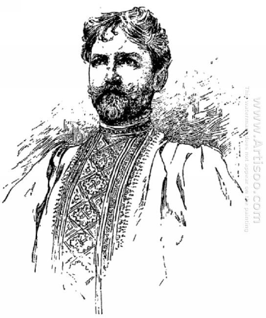 portrait of mucha by itself 1897