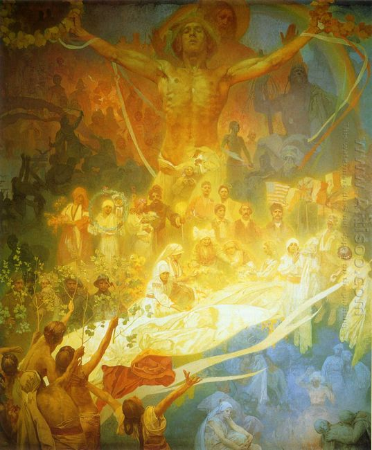 the apotheosis of the slavs 1925