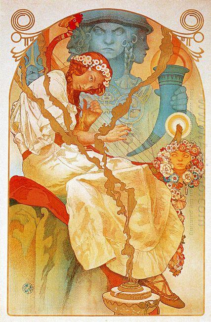 the slav epic 1928