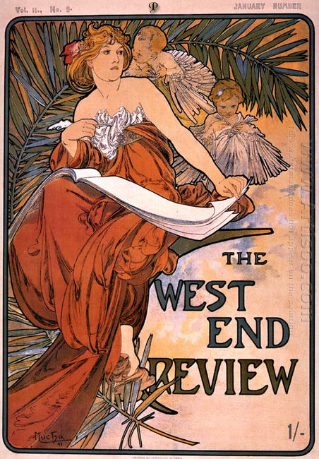 the west end review 1898