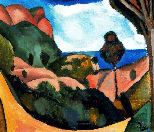 landscape 1907